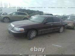 Driver Front Door Keyless Entry Pad Fits 03-11 LINCOLN & TOWN CAR 677571