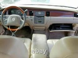 Driver Front Door Keyless Entry Pad Fits 03-11 LINCOLN & TOWN CAR 691318