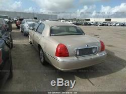 Driver Front Door Keyless Entry Pad Fits 03-11 LINCOLN & TOWN CAR 72708