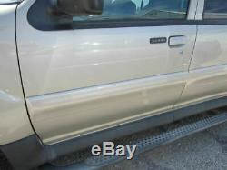 Driver Front Door Sport Trac With Keyless Entry Pad Fits 03-05 EXPLORER 2156309