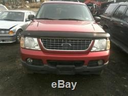 Driver Front Door Sport Trac With Keyless Entry Pad Fits 03-05 EXPLORER 333081