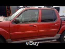 Driver Front Door Sport Trac With Keyless Entry Pad Fits 03-05 EXPLORER 593633