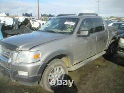 Driver Front Door Sport Trac With Keyless Entry Pad Fits 07-10 EXPLORER 15672454