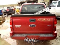 Driver Front Door Sport Trac With Keyless Entry Pad Fits 07-10 EXPLORER 479589