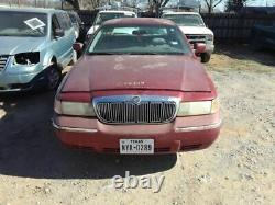 Driver Front Door With Keyless Entry Pad Fits 00-02 CROWN VICTORIA 429879