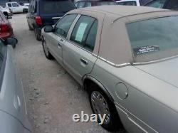 Driver Front Door With Keyless Entry Pad Fits 03-11 CROWN VICTORIA 157485