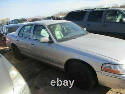 Driver Front Door With Keyless Entry Pad Fits 03-11 CROWN VICTORIA 89365
