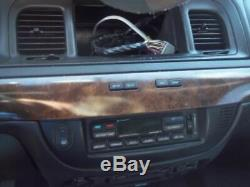 Driver Front Door With Keyless Entry Pad Fits 03-11 CROWN VICTORIA 900222