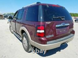 Driver Front Door With Keyless Entry Pad Fits 06-10 EXPLORER 320701