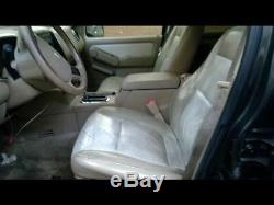 Driver Front Door With Keyless Entry Pad Fits 06-10 EXPLORER 3786112