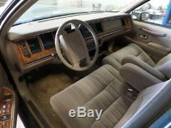 Driver Front Door With Keyless Entry Pad Fits 90-94 LINCOLN & TOWN CAR 9786090