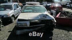 Driver Front Door With Keyless Entry Pad Fits 95-97 LINCOLN & TOWN CAR 14572631
