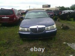 Driver Front Door With Keyless Entry Pad Fits 99-02 LINCOLN & TOWN CAR 320433