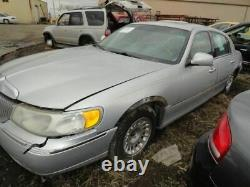 Driver Front Door With Keyless Entry Pad Fits 99-02 LINCOLN & TOWN CAR 341960