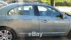 Driver Front Door With Keyless Entry Pad Hole Fits 06-12 FUSION 1130720