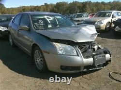 Driver Front Door With Keyless Entry Pad Hole Fits 06-12 FUSION 1822573