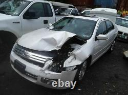 Driver Front Door With Keyless Entry Pad Hole Fits 06-12 FUSION 329432