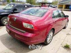 Driver Front Door With Keyless Entry Pad Hole Fits 06-12 FUSION 468328