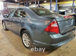 Driver Front Door With Keyless Entry Pad Hole Fits 06-12 FUSION 94365