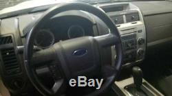 Driver Left Front Door Electric Silver WithKeyless Entry Fits 09-12 ESCAPE 675099
