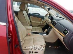 Driver Left Front Door Keyless Entry Pad Fits 07-12 MKZ 2110630