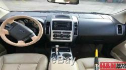 Driver Left Front Door With Keyless Entry Pad Fits 07-10 EDGE 367926