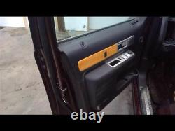 Driver Left Front Door With Keyless Entry Pad Fits 07-10 EDGE 676998