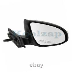 For 18-19 C-HR Rear View Mirror Power Folding Heated withSignal Light Right Side