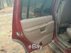 Ford Explorer Driver Front Door With Keyless Entry Pad Fits 98 99 00 01