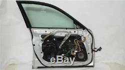 Front Left Door Keyless Entry Brilliant Silver K23 OEM 08 Infiniti FX35 R324098