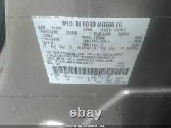 (NO SHIPPING) Driver Left Front Door With Keyless Entry Pad Fits 07-10 EDGE 1755