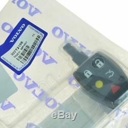 OEM 30772198 Keyless Entry Remote 5 Button Key Fob for Volvo S40 V50 C70 New