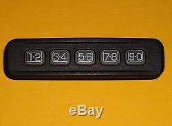 OEM Ford Keyless Entry Number Keypad / Key Lock Door Button Pad 8L8Z-14A626-AA