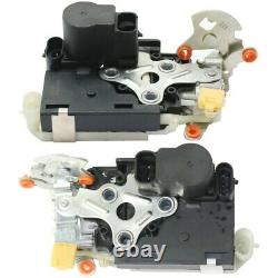 Pair Door Lock Actuators Set of 2 Front Left-and-Right for Chevy Le Sabre GMC 07