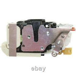 Pair Set of 2 Door Lock Actuators Front Left-and-Right for Chevy Suburban Yukon