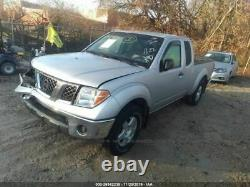 Passenger Front Door Electric Without Keyless Entry Fits 05-11 FRONTIER 1816555