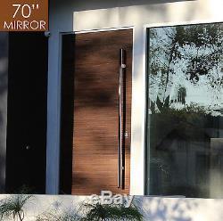 Pull Push 70 Handles, Entrance Entry Front Door, Ladder, Interior/Exterior, Mirror