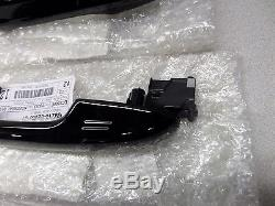 Toyota Tacoma 16-17 Double Cab Black 202 Door Handles Genuine with Smart Entry