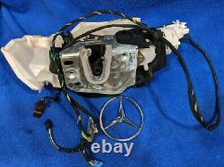 00-06 Mercedes W215 Cl600 Cl500 Conducteur Avant Gauche Serrure De Porte Vérin