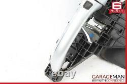 06-10 Mercedes W251 R500 Front Côté Gauche Keyless Go Extérieur Poignée Porte Argent