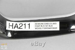 07-13 Mercedes W216 Cl550 Cl600 Cl63 Amg Gauche Conducteur Poignée De Porte Keyless Go Oem