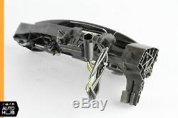 07-13 Mercedes W216 Cl65 Amg Cl550 Poignée De Porte Keyless Go Gauche Pilote Noir Oem
