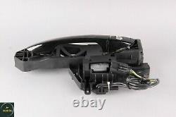 07-13 Mercedes W216 Cl65 Amg Cl550 Poignée De Porte Keyless Go Left Driver Black Oem