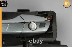 07-14 Mercedes W216 Cl63 Amg Cl550 Gauche Poignée De Porte Du Conducteur Keyless Go Gray Oem