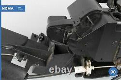 10-15 Jaguar Xf X250 Serrure De Serrure De Porte Avant Gauche Avec Accès Confort