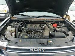 13 14 Ford Flex L. Porte Avant Électrique Non Feuilleté Acoustique En Verre Clavier Entrée