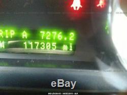 2007-2010 Ford Edge Blanc Conducteur Porte Avant Withkeyless Entrée Pad 1056502