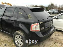 2007-2010 Ford Edge Driver Front Door Witho Keyless Entry Pad Noir 3138804