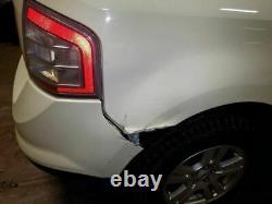 2007-2010 Ford Edge Driver Porte D'entrée Avec Clé D'entrée Blanc 1335582