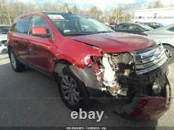 2007-2010 Ford Edge Driver Porte D'entrée Avec Clé D'entrée Rouge 2420892